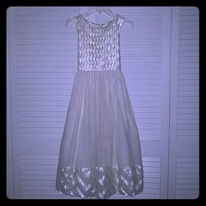Other - Formal off-white dress